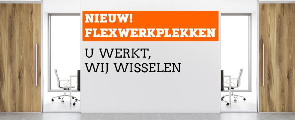 Flexwerkplekken bij Bandimex Rotterdam - Flexwerkplekken bij Bandimex Rotterdam